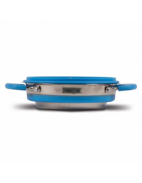 Cazuela plegable 3L azul