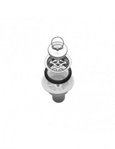Dometic Siphon AC 535 descarga recta, Ø 25 mm