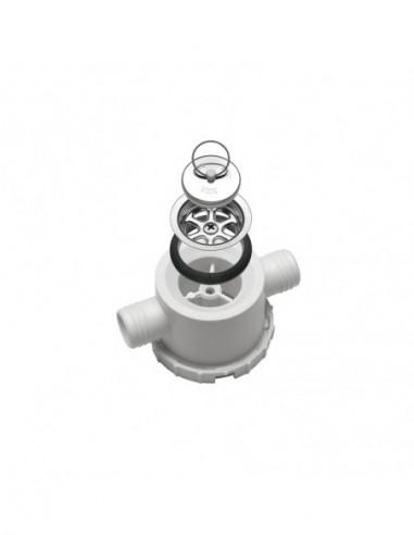 Dometic Siphon AC 557 descarga doble, Ø 25 mm