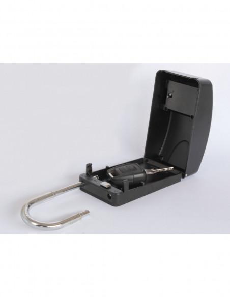 Candado guarda llaves maxi SurfLogic negro