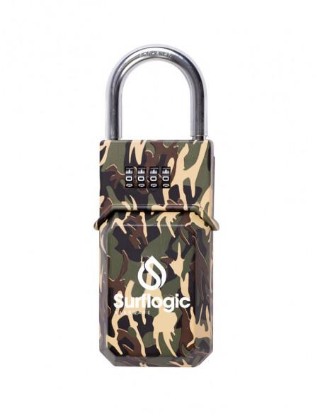 Candado guarda llaves standard camuflaje