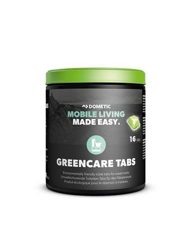 Aditivo químico pastillas Dometic GreenCare Tabs