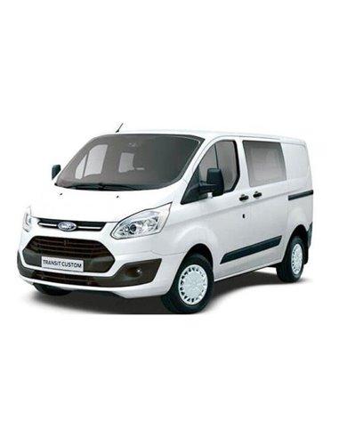 Aislante térmico Interior Ford Transit Custom, kit trasero