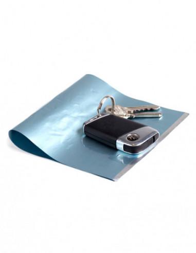 Bolsa de aluminio para llaves de coches inteligentes en candados SurfLogic