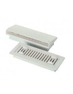 Lavabo rectangular blanco