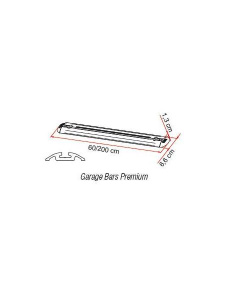 Carriles Garaje Bars Premium 60