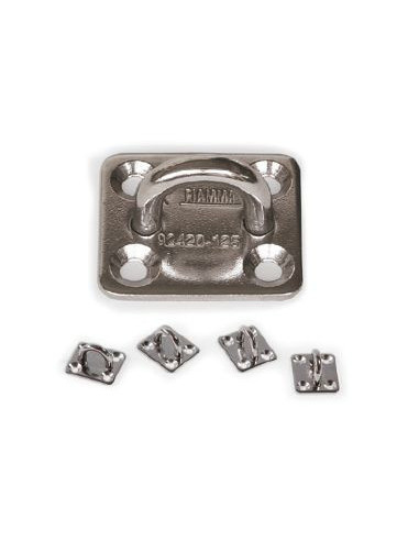 Gancho Kit Square Plates (4 piezas)