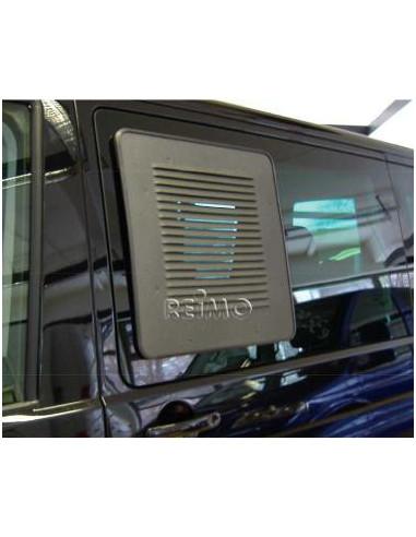 Rejilla de ventilación ventana corredera VW T5 izquierda.