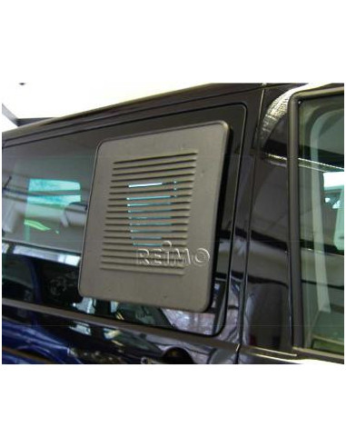 Rejilla de ventilación ventana corredera VW T5 derecha.