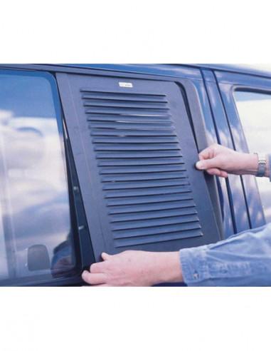 Rejilla de ventilación ventana corredera  Marco Polo izquierda