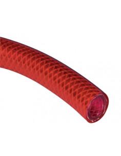 Manguera de PVC Rojo Ø 10 x Ø 15 mm