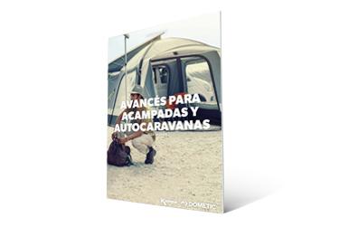 Catalogo Kampa Avance Autocaravanas
